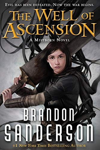 The Well of Ascension: A Mistborn Novel (Mistborn (2))