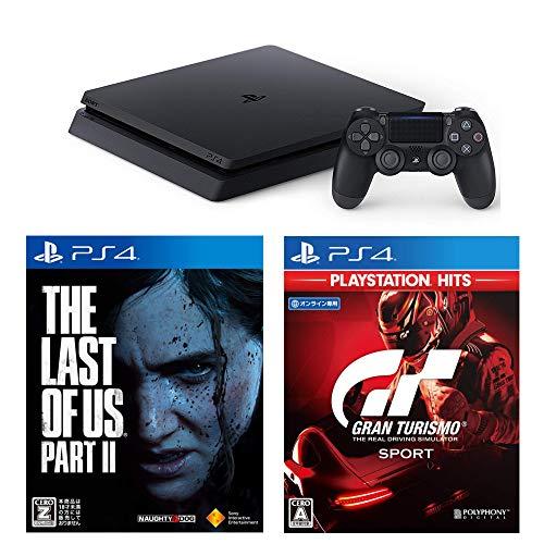 PlayStation 4 グランツーリスモSPORT The Last of Us Part II セット 【CEROレーティング「Z」】