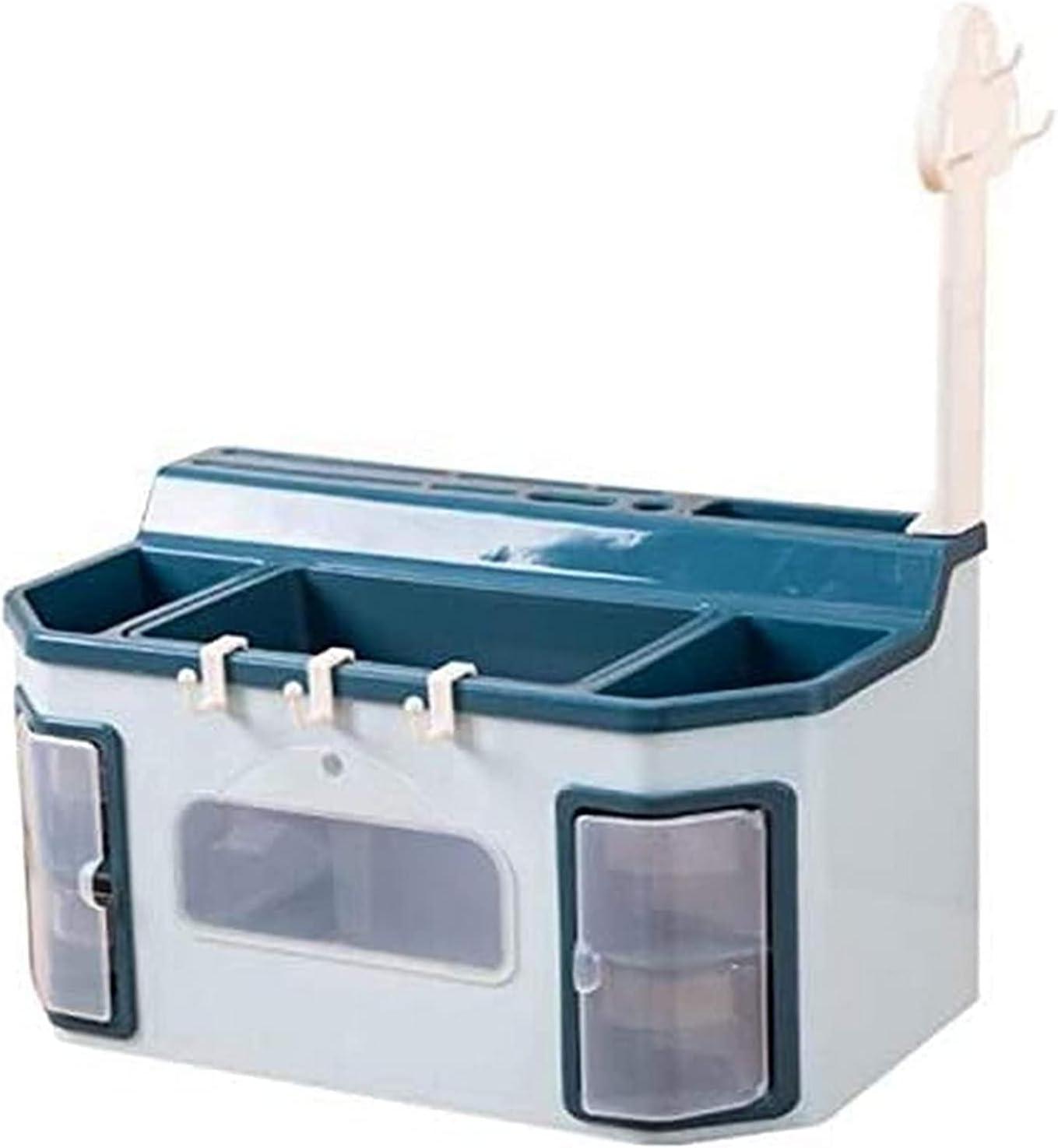 FMOGE High quality Fashion Multifunctiona Mesa Mall Spice Rack Shelf Box Kitchen Tools