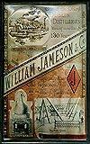 Froy William Jameson & Co. Dublin Whiskey Distilleria Wand