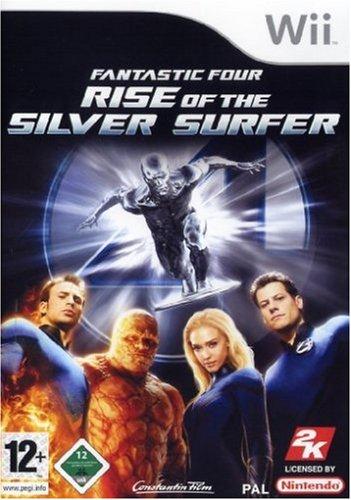 Fantastic Four: Rise Of The Silver Surfer [Edizione : Germania]