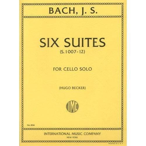 Bach, JS - 6...