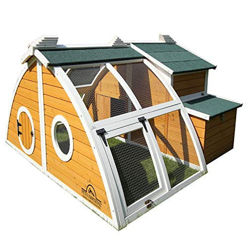 Pets Imperial Green Ritz Chicken Coop Hen House Poultry Nest...