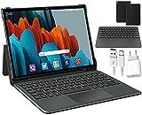 Tablet 10 Pulgadas Android 10.0, 6GB RAM + 128GB (TF 512GB) ROM,5G WiFi 4G LTE, Dobles SIM1280x800 HD IPS, 5MP Cámara, Octa-Core, 7000mAh,Tablets Baratas y Buenas con Teclado y Ratón
