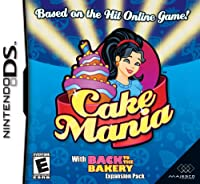 Cake Mania (輸入版:北米) DS