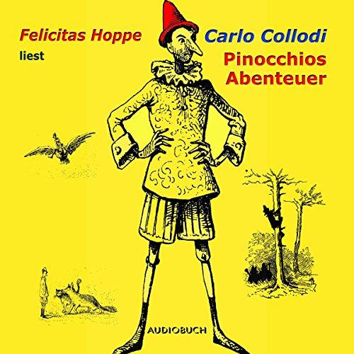 Pinocchios Abenteuer Titelbild