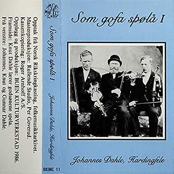 Som Gofa Spølå I, Johannes Dahle, Hardingfele