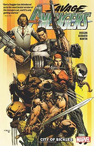 Duggan, G: Savage Avengers Vol. 1