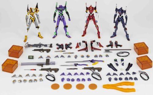 Evangelion Metallic figure Theatrical Version Collector/'s Box Revoltech