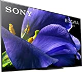 Sony XBR-55A9G 55 Inch TV: MASTER Series BRAVIA OLED 4K Ultra HD Smart TV with HDR and Alexa Compatibility - 2019 Model (Renewed)