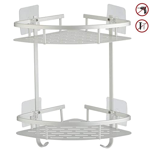 Corner Shower Shelves Amazon Co Uk
