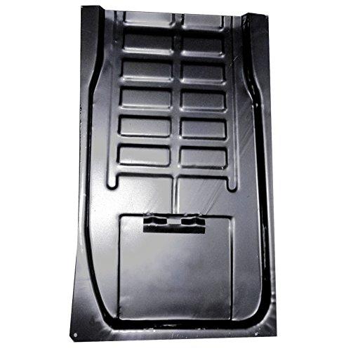 EMPI 3553 FLOOR PAN, RIGHT REAR, VW VOLKSWAGEN BUG, BEETLE, STEEL, WELD-IN