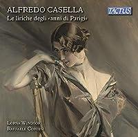 Alfredo Casella: Le Liriche Degli 'Anni di Parigi'