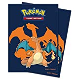 Pokemon 15311 Ultra Pro-Standard Deck Protectors Charizard (65pk)