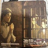 進撃の巨人 コラボカフェ コースター エレンリヴァイハンジ anime goods