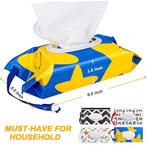 Aytop Estuches y dispensadores para toallitas
