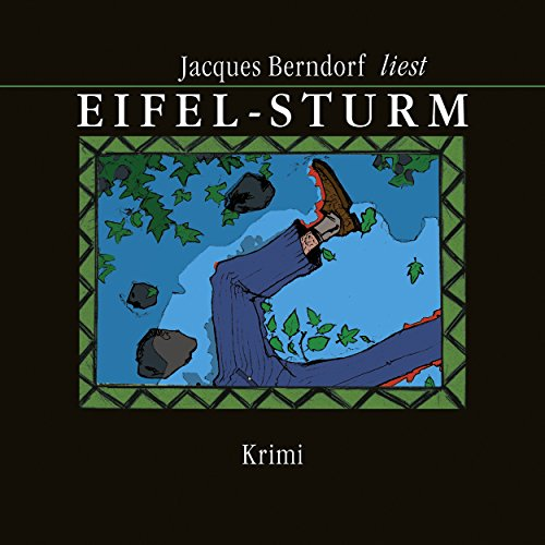 Eifel-Sturm audiobook cover art