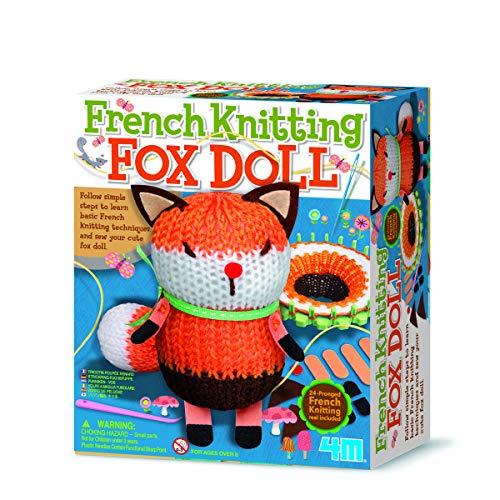 Great Gizmos 404682French Stricken Fox Puppe