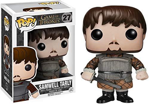 CQ Funko Game of Thrones #27 SamWall Tarly Figura de Vinilo
