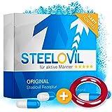 *NEU* Steelovil - Natürliches Potenzmittel mit neutraler Versandverpackung I Extra Stark