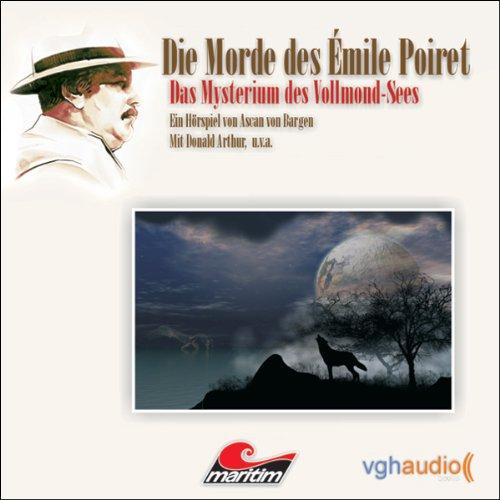 Das Mysterium des Vollmond-Sees audiobook cover art
