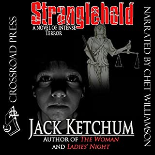 Stranglehold audiobook cover art