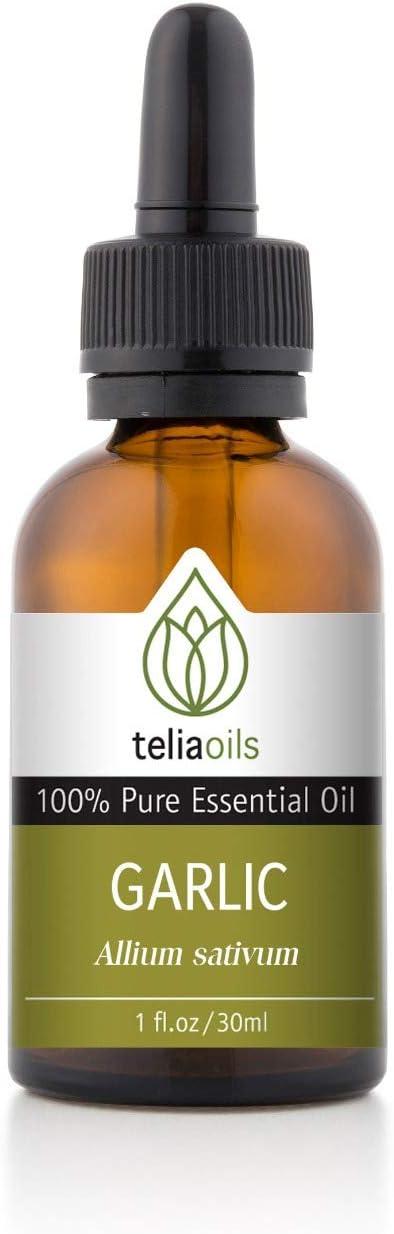Garlic Essential Oil - Grade 100% Pure free shipping Import Therapeutic