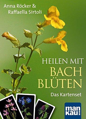 Röcker, Anna Elisabeth<br />Heilen mit Bachblüten. Das Kartenset