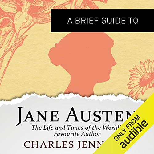 A Brief Guide to Jane Austen audiobook cover art
