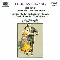 Le Grand Tango Dances by VARIOUS ARTISTS (1995-01-19)