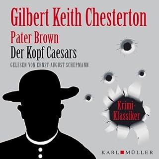 Der Kopf des Caesars (Pater Brown) Titelbild