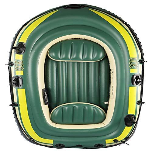 Hinchable Kayak, Blow Up Kayak para Dos Personas, Canoa con Deportes Acuáticos...
