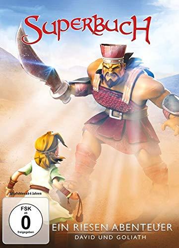 Superbuch: Ein riesen Abenteuer - David und Goliath