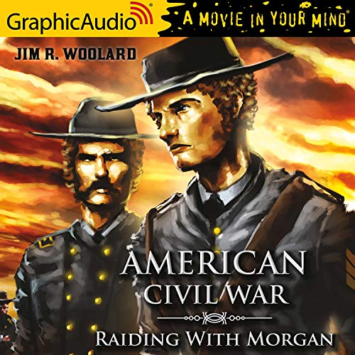 Raiding with Morgan [Dramatized Adaptation] cover art