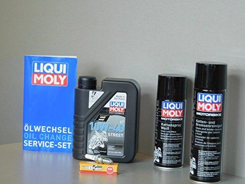SYM Wolf 125 Kit d'entretien pour bougie d'allumage