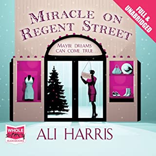 Miracle on Regent Street cover art