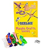 Rexlace Lacing Super Value Pack Crafting Kit – Includes Fully Illustrated 16 Page Instructions (Primary)