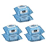 Equate Makeup Remover Cleansing Towelettes 80ct, Pack of 3
