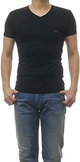 [EMPORIO ARMANI(エンポリオアルマーニ)] エンポリオアルマーニアンダーウェア VネックTシャツ 110810 9P745 メンズ [並行輸入品]