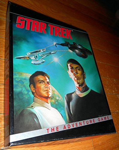 Star Trek - The Adventure Game [Box Set]