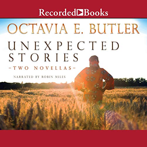 Unexpected Stories audiobook cover art