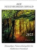 Der Neuenburger Urwald (Wandkalender 2022 DIN A2 hoch): Peter Roder mit faszinierenden Bildern aus dem Naturschutzgebiet Neuenburger Urwald im Suedlichen Friesland (Planer, 14 Seiten )