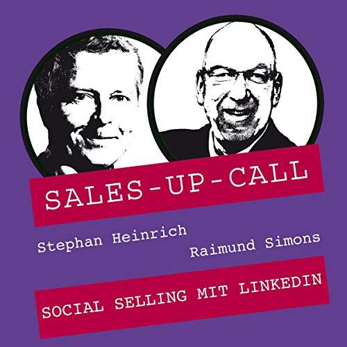 Social Selling mit LinkedIn audiobook cover art