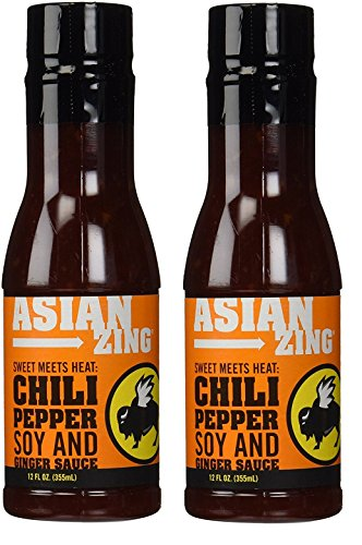 crock pot barbecue chickens Buffalo Wild Wings Barbecue Sauces, Spices, Seasonings and Rubs For: Meat, Ribs, Rib, Chicken, Pork, Steak, Wings, Turkey, Barbecue, Smoker, Crock-Pot, Oven (Asian Zing, (2) Pack)