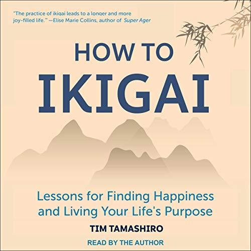 How to Ikigai cover art