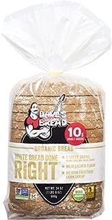 Dave's Killer Bread - White Bread Done Right - 4 Loaves - USDA Organic