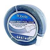 Robelle 750 Swimming Pool Vacuum Hose, 40-Feet by 1-1/2-Inch