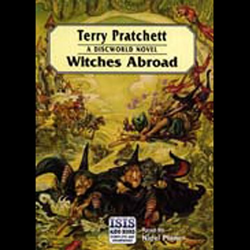 Witches Abroad cover art