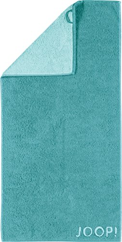 Joop! Handtuch Classic Doubleface 1600 | 40 türkis - 50 x 100