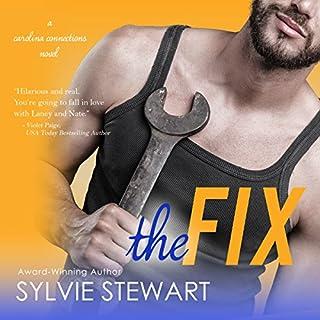 The Fix audiobook cover art